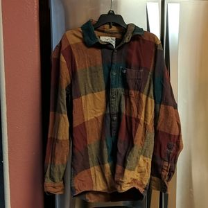 Hollister Button Front Shirt - Size S
